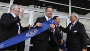 Knorr Brake company cuts ribbon on new home [Pictures]