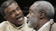 "The setting for August Wilson's magnificent ""Joe Turner's Come and Gone"" is a boardinghouse in 1911 Pittsburgh, but the spiritual location is a crossroads between the ghostly past and the forbidding future, slavery and freedom, despair and hope."