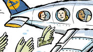 Some answers to readers' airline questions: