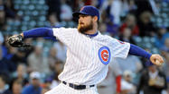 Cubs pitcher <strong>Travis Wood</strong> still doesn't get recognized in Chicago, even with an impressive start to 2013 and his Mumford & Sons-quality beard.