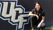 New UCF women's soccer coach Tiffany Roberts Sahaydak and her husband, Tim Sahaydak, have a running joke.