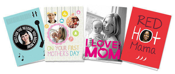 "Just in time for Mother's Day, Cleverbug has added a ""No Mom Left Behind"" selection of cards that users can choose from."
