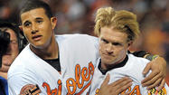 Orioles left fielder <strong>Nate McLouth</strong> entered Thursday's game with 11 stolen bases, second most in the American League. McLouth credits <strong>Manny Machado's</strong> patience at the plate hitting behind him with allowing him to be aggressive on the basepaths.