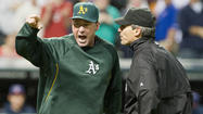 Here's something you might not know about the infamous Angel Hernandez game: The A's had a great chance to win the game even after Hernandez and his fellow umpires twice blew the call on what would have been a game-tying home run.