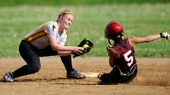 Towson vs. Parkville girls softball [Pictures]