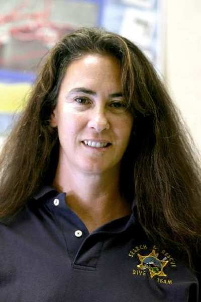 ARCHIVE PHOTO: Clark Magnet High School Biology teacher Dominique Evans-Bye at Clark Magnet High School in La Crescenta on Wednesday, August 11, 2010. She is one of 11 teachers across the country - and the only one in California - to win a coveted environmental award.