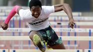 The fastest 110-meter hurdler in a California high school can't wait to try his skills on the football field.