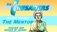 Helping kids find their super powers. That's the concept behind the innovative Crusaders comic to be written by Round Table Companies (RTC), a book publishing and storytelling company. Using the origin stories of seven of the authors whose inspirational memoirs RTC helped produce, the Crusaders shows how ordinary people can make choices to live extraordinary lives.
