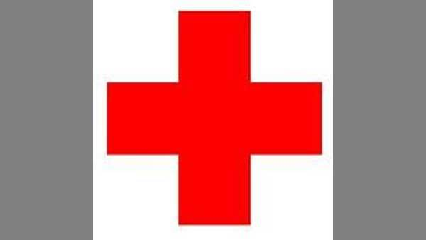 Red cross -- image of health care