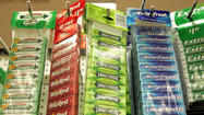 Wrigley holds off on caffeinated gum as FDA reviews caffeine