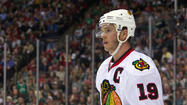 Jonathan Toews doesn't have to dig deep for extra motivation — it comes naturally to the Blackhawks captain this time of year.