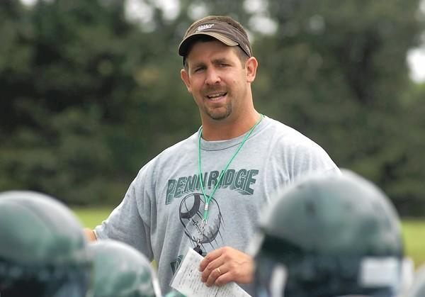 Several sources have indicated that Pennridge High School football coach Randy Cuthbert will be recommended to be the next coach at Emmaus.