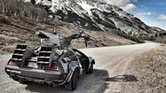 'Back to the Future' DeLorean Replica to Visit Dimond Center Friday