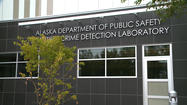 "The state's <a href=""http://www.ktuu.com/news/new-state-crime-labs-workers-tout-expanded-space-072312,0,5894900.story"">new crime lab in Anchorage </a>is working to catch up on a backlog of cases awaiting DNA testing, with hundreds of cases at various stages of analysis."
