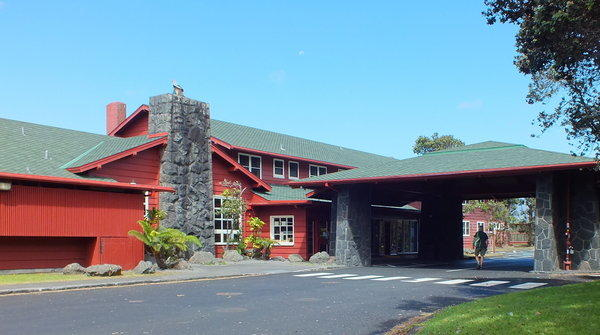 The historic Volcano House, a hotel on Hawaii's Big Island, has reopened on the edge of the island's active volcano.