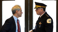 Chicago voters are split on how Mayor Rahm Emanuel has handled the crime problem that was a high-profile focus of his second year in office, but they like the job Garry McCarthy is doing as the city's top cop, a Tribune/WGN-TV poll found.