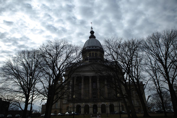 State Capitol in Springfield on Feb. 22, 2012.