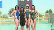 AOTW: BUHS swim medley team