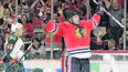 Pro hockey: Hossa, Blackhawks eliminate Wild