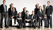 Popular vocal group Straight No Chaser almost exclusively sings songs by other artists — hits on which the group puts its a cappella stamp.