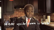 Kid President has a message for moms on Mother's Day