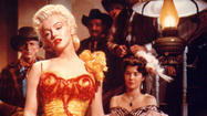 Marilyn Monroe Onscreen In July