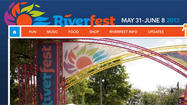 Link: Riverfest Website