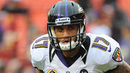 Growing up in Indianapolis, Ravens wide receiver Tandon Doss was always outside playing.