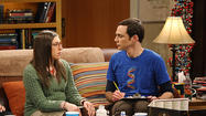 Big Bang Theory romance