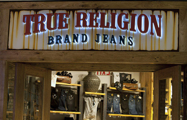 True Religion to be sold