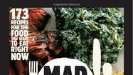 'Mad Hungry Cravings' book