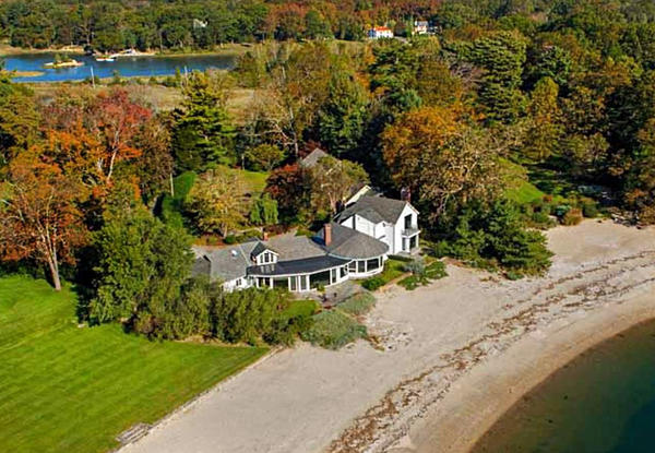 Stephen M. DuBrul, Jr. lived with his wife, abstract painter Helen Frankenthaler, on an estate on Contentment Island Road in Darien. It is for sale for $6.9 million, according to Zillow.com. DuBrul died early in 2012, just over a week after his wife passed away.