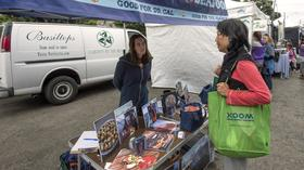 Farmers Markets: A CSA model for seafood in Santa Monica