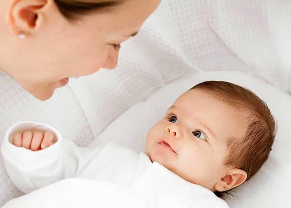 Baby senses