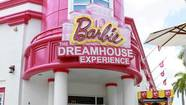 I am a man. And I can't wait to see the newly-opened Barbie Dreamhouse Experience in Sunrise. Is that bad?