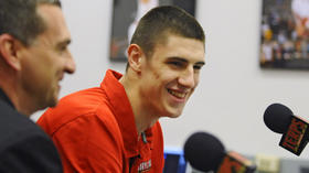 Terps Trio: Alex Len's health, guard transfers, Johnathan Thomas