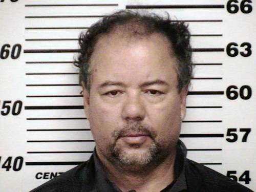 Ariel Castro, 52, is shown in this Cuyahoga County Sheriff's Office booking photo taken on May 9, 2013.