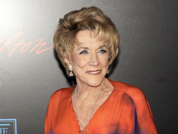 """The Young and the Restless"" star Jeanne Cooper arrives at the 37th Annual Daytime Emmy Awards in Las Vegas in 2010. CBS says ""The Young and the Restless"" will broadcast a tribute to Jeanne Cooper, the veteran star of the daytime drama who died Wednesday."