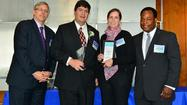 Exelon Corporation has recognized employee Vito Martino of Mokena, Ill., with an achievement award for his volunteer service with Special Olympics Chicago. The volunteer recognition is part of the company's annual Energy for the Community Volunteer Awards and comes with a $10,000 cash grant to the organization in Martino's honor.