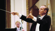 "On Friday, May 24 at 7:30 p.m., Larry Rachleff, Principal Conductor and Music Director of the Chicago Philharmonic, will raise his baton one last time when he conducts Bernstein and Schubert, the final symphonic concert of the 2012-2013 season at Pick-Staiger Hall in Evanston.   Hailed by the Chicago Tribune as ""a take-charge maestro who invests everything he conducts with deep musical understanding,"" Rachleff has continued to deliver thrilling performances by Chicago's finest musical talent to classical music aficionados for the past 23 years."