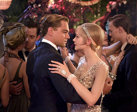 Leonardo DiCaprio in 'The Great Gatsby'