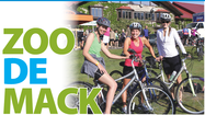 Nearly 4000 cyclists from all over the country are expected to ride the scenic 51-mile Zoo de Mack on Saturday, May 18.