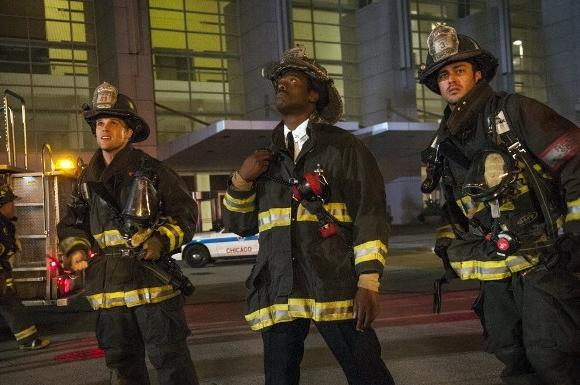"NBC's ""Chicago Fire&qu"
