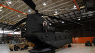 PHOTOS: See more photos of the helicopter maintenance training facility