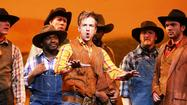 "In 2008, New York's Lincoln Center revived a Broadway warhorse: ""South Pacific."" At the beginning of the overture in the Vivian Beaumont Theater, the lip of Michael Yeargan's setting, which had the outline of a tropical island, began to move backward, as waves ebb upon a shore. As it receded, hordes of musicians were revealed, all playing the glorious music of Richard Rodgers. You could see tears in people's eyes. As the Russian formalists used to put it, the familiar was made strange, and the strange made intensely familiar."
