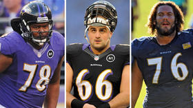 Versatility could be key in Ravens' crowded offensive line picture