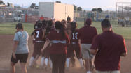VIDEO: Calexico High softball team wins Imperial Valley League championship