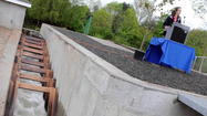 — A ceremony Thursday marked the official opening of a new fishway that experts estimate has allowed at least 1,200 fish so far to bypass a dam in the Mattabesset River that has blocked fish migration for the last century.