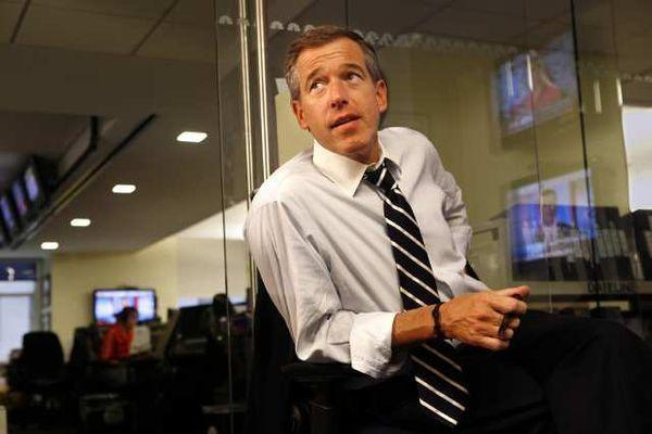 Brian Williams will have more time on his hands.