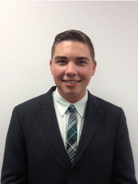 Tanner Kelly, an Orange Coast College student and Santa Ana resident, will begin his term as a trustee for the Coast Community College District at the May 15 meeting.